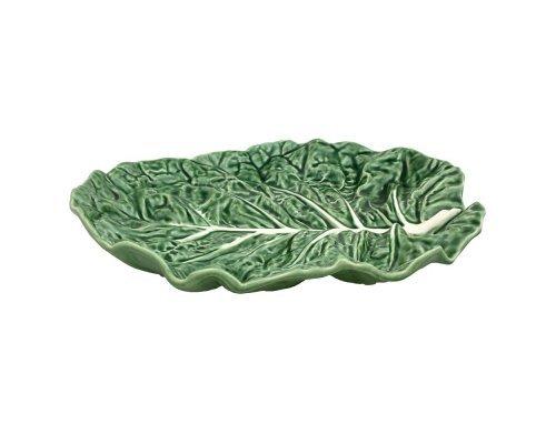 Блюдо 3D Bordallo Pinheiro Капуста 37см, керамика