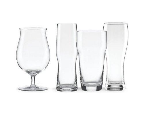 """Набор из 4 стаканов для пива 650, 530мл Lenox """"Тосканская классика"""""""