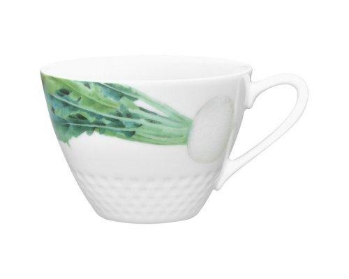 """Чашка чайная Noritake """"Овощной букет"""" """"Редька"""" 210 мл"""