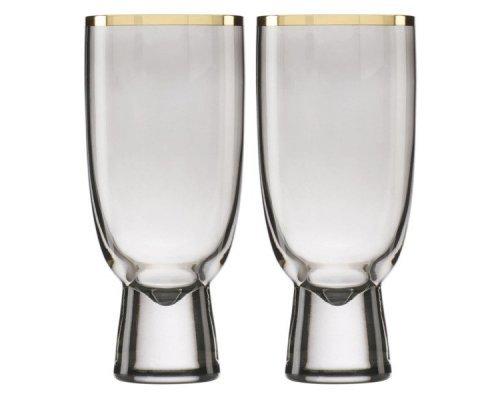 """Набор бокалов для коктейля Lenox """"Трианна"""" 410мл, 2шт (дымчатый)"""