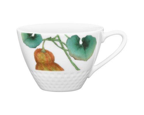 """Чашка чайная Noritake """"Овощной букет"""" """"Тыква"""" 210 мл"""