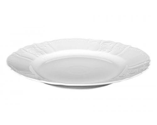Блюдо круглое 32 см Бернадотт 0000 Недекорированный