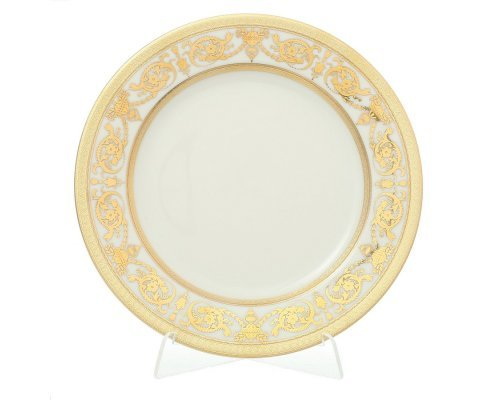 Набор тарелок 27 см Falkenporzellan Imperial Crem Gold (6 шт)