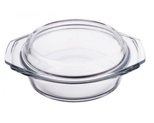 Блюдо для запекания стеклянное с крышкой 700 мл Симакс (Simax) S-X