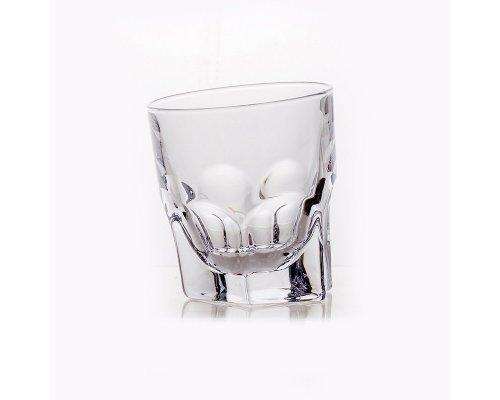 Набор стаканов для виски 320 мл Acapulco Кристалайт (Kristalayt)
