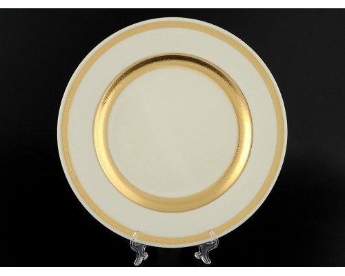 Блюдо круглое 32 см Falkenporzellan Cream Gold 9321
