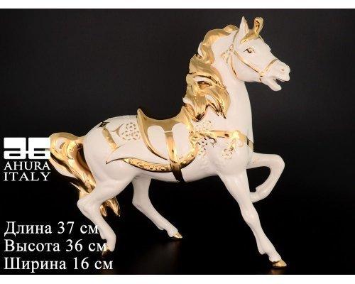 Cтатуэтка Лошадь 37 см Ceramiche Ahura