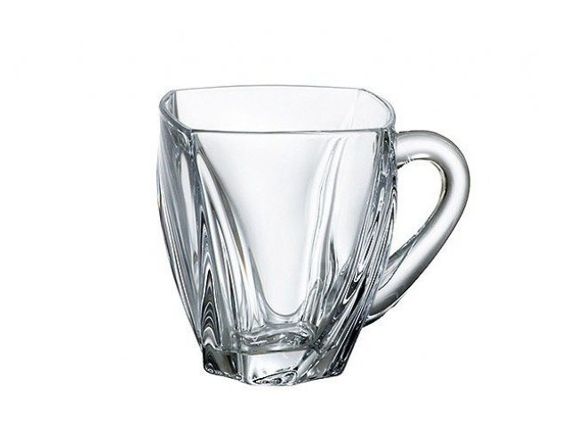 Набор чашек 150 мл Neptune Crystalite Bohemia