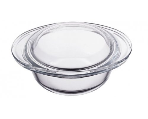 Блюдо для запекания с крышкой Симакс (Simax) жаропрочная