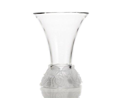 Ваза 25 см Розы Богемия Кристал (Bohemia Crystal)