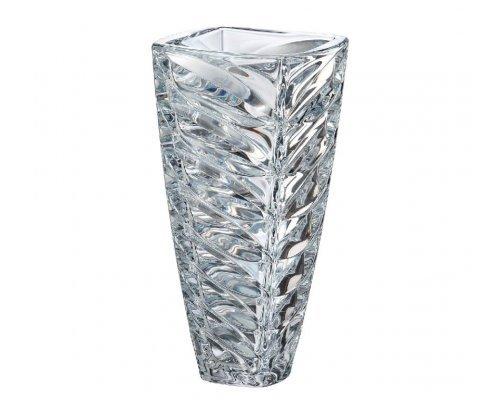 Ваза для цветов 30 см Facet Crystalite Bohemia