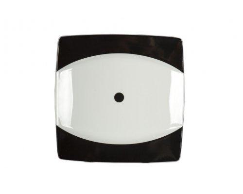 Набор тарелок 27 см Тхун (Thun) Домино EYE