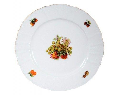 Блюдо круглое 30 см Бернадотт Фрукты