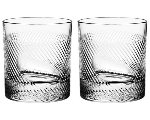Набор стаканов для виски 290 мл IMPRINT RCR Cristalleria Italiana (2 шт)