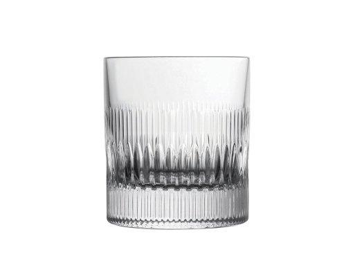 Набор стаканов для виски 290 мл TRATTO RCR Cristalleria Italiana (2 шт)
