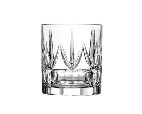 Набор стаканов 6 шт для виски 430 мл Chic RCR Cristalleria Italiana