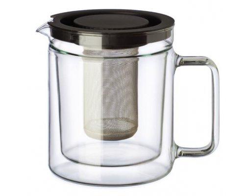 Чайник заварочный с ситом Simax 1.1 л