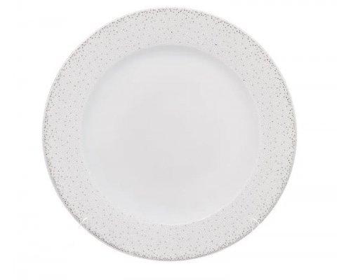 Набор плоских тарелок 25 см Жемчуг Repast (6 шт)