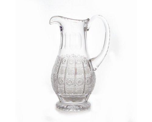 Графин 1,3 л Glasspo Bohemia (Богемия)