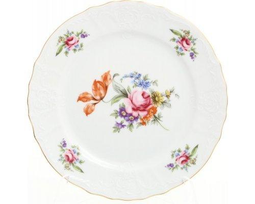 Блюдо круглое 30 см Бернадотт Полевой цветок