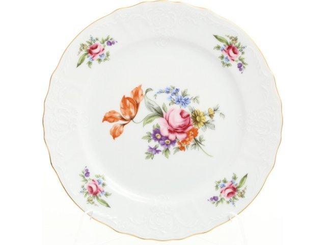 Набор тарелок 21 см Бернадотт Полевой цветок (6 шт)