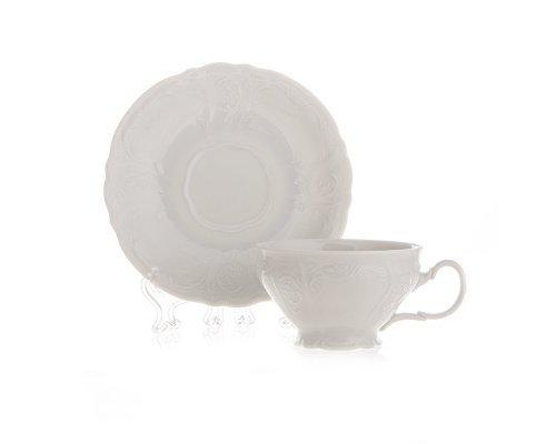 Набор чайных пар Bernadotte 0000 Недекорированный 220 мл (6 пар)