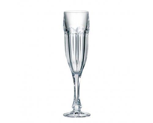 Набор фужеров для шампанского 150 мл Сафари Crystalite Bohemia