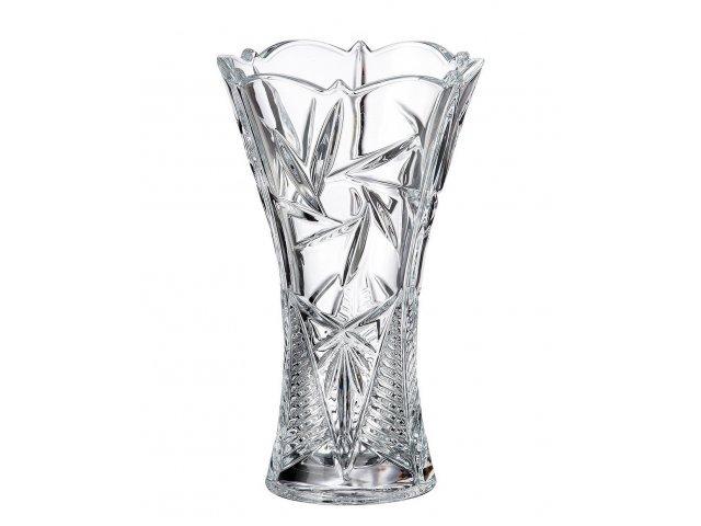 Ваза 25 см Pinwheel Crystalite Bohemia