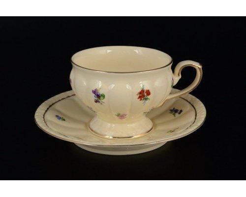 Набор чайных пар Royal Мария на 6 персон 12 предметов