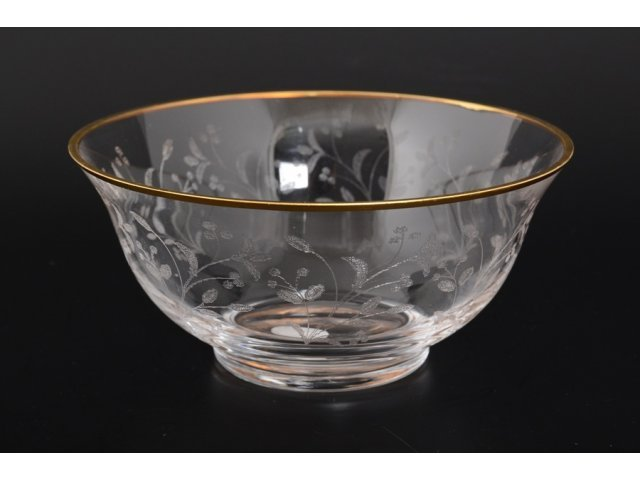 Конфетница 15 см V-D Богемия Кристал (Bohemia Crystal)