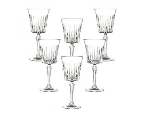 Набор бокалов для вина RCR Timeless 230мл (6 шт)