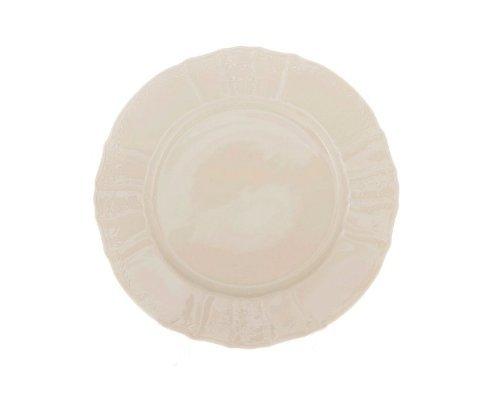 Блюдо круглое 30 см Бернадотт Недекорированный BE-IVORY