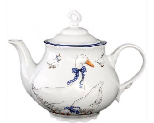 Чайник 1,2 л Тхун (Thun) Констанция Гуси