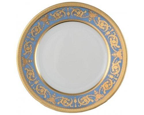 Набор тарелок 17 см Falkenporzellan Imperial Blue Gold (6 шт)