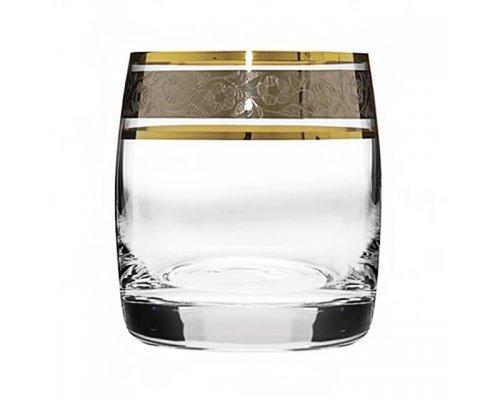 Набор стаканов 230 мл Идеал Панто V-D Богемия Кристал (Bohemia Crystal) (6 шт)