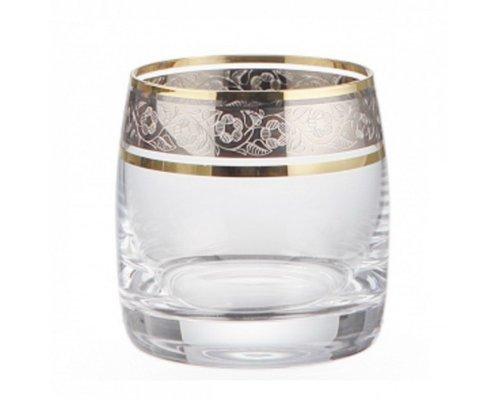 Набор стопок для водки 60 мл Идеал Панто V-D Богемия Кристал (Bohemia Crystal) (6 шт)