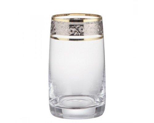 Набор стаканов 380 мл Идеал Панто V-D Богемия Кристал (Bohemia Crystal) (6 шт)