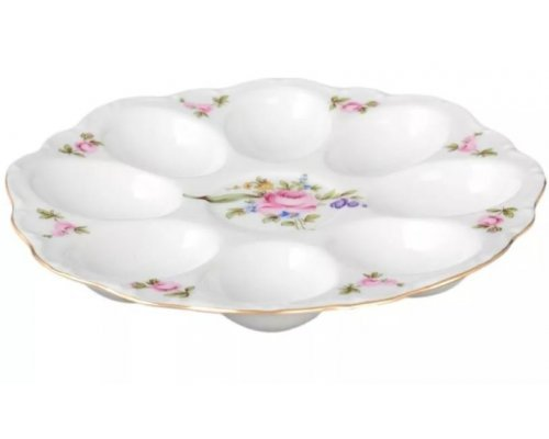 Поднос для яиц 20 см Полевой цветок Корона Queens Crown