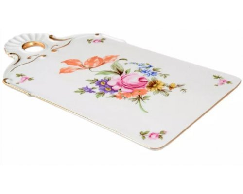 Доска для нарезки 24 см Полевой цветок Корона Queens Crown
