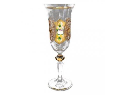 Набор фужеров для шампанского 150 мл Bohemia (Богемия) Vejce (6 шт)