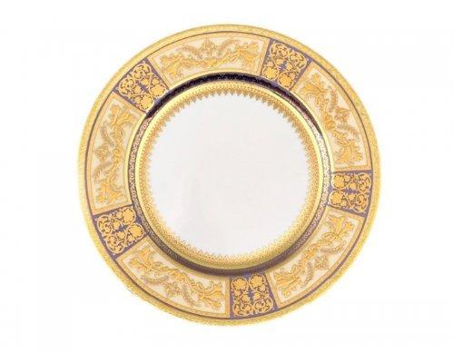 Набор тарелок 27 см Falkenporzellan Diadem Violet Creme Gold (6 шт)