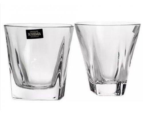 Набор стаканов для виски 260 мл Flag Crystalite Bohemia (6 шт)