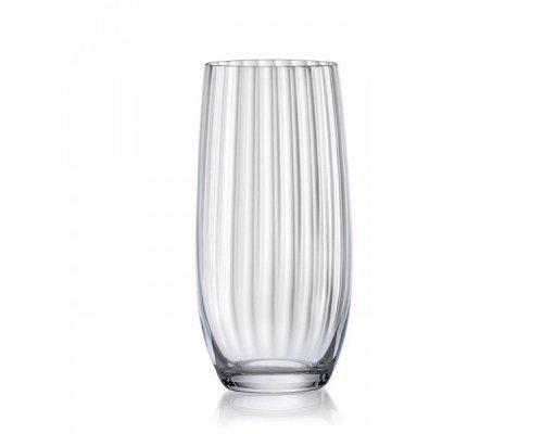 Набор стаканов 350 мл (6 шт) Waterfall Crystalite Bohemia
