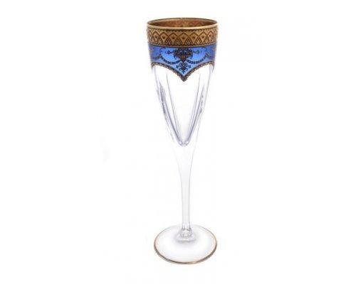 Набор фужеров для шампанского 170 мл Astra Gold 6 предметов