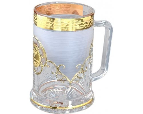 Пивная кружка 0,3 Богемия А-М Богемия Кристал (Bohemia Crystal)