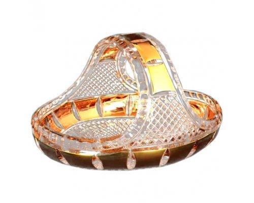 Корзина для конфет 23 см Crystal heart 28818