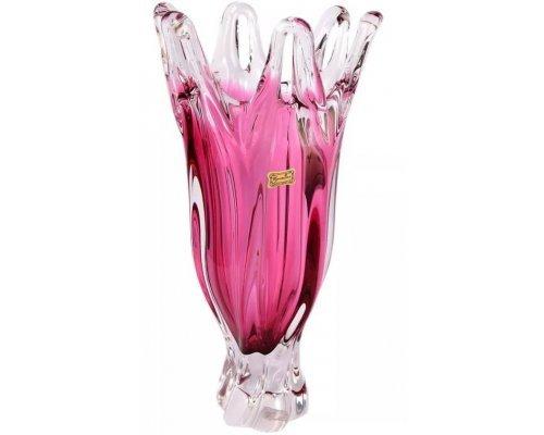 Ваза 35 см розовая Egermann