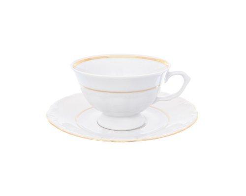 Набор чайных пар Repast Классика низкие 200 мл 6 пар