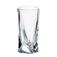 Набор стопок для водки 60 мл Quadro Богемия Кристал (Bohemia Crystal)