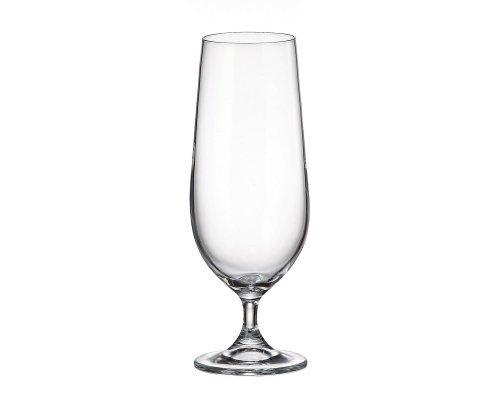 Набор бокалов для пива Bohemia Crystal Columba 470 мл